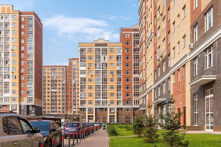 Продажа квартир в Новой Москве, ЖК Москва А101