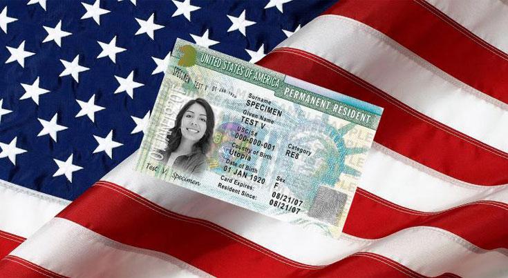 Как получить Грин карту США, ВНЖ