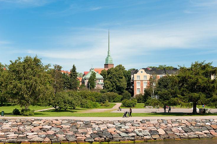 Хельсинки, недвижимость в Финляндии