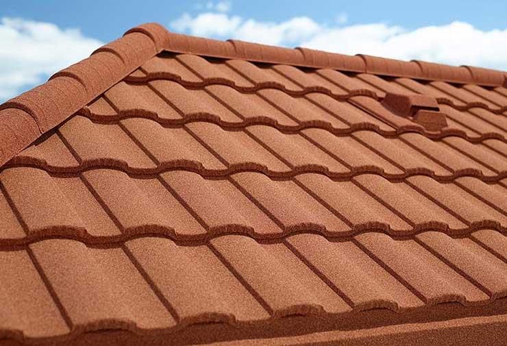 Композитная черепица для крыши